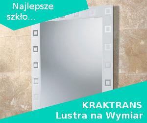 Lustra na wymiar Kraków - Krak-Trans